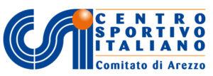 Logo CSI Arezzo Centro Sportivo Italiano Comitato di Arezzo